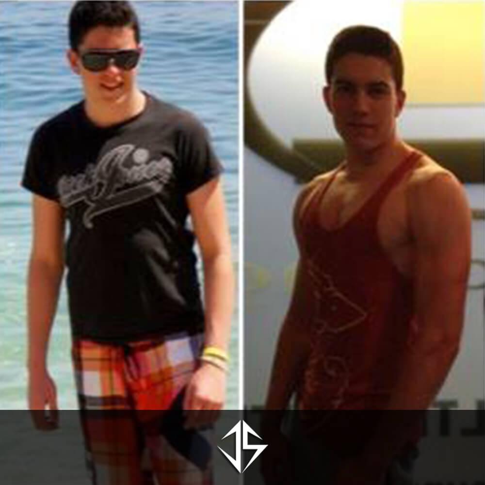 Jeff Seid Bodybuilder Fitness Model